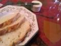 ランチのパン:メイフィールド