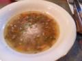 レンズ豆と野菜のスープ:メイフィールド