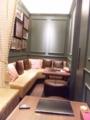 新宿のスペイン料理店「Rico」の半個室