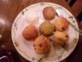 スコーン6種盛り合わせ:紅茶浪漫館シマ乃