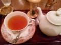 季節のフレーバーティ(ローズ):紅茶浪漫館シマ乃