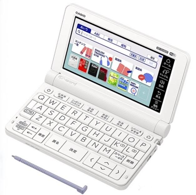 カシオ電子辞書2020年新モデルXD-SX4800