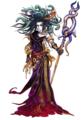 冥界女王メデューサ