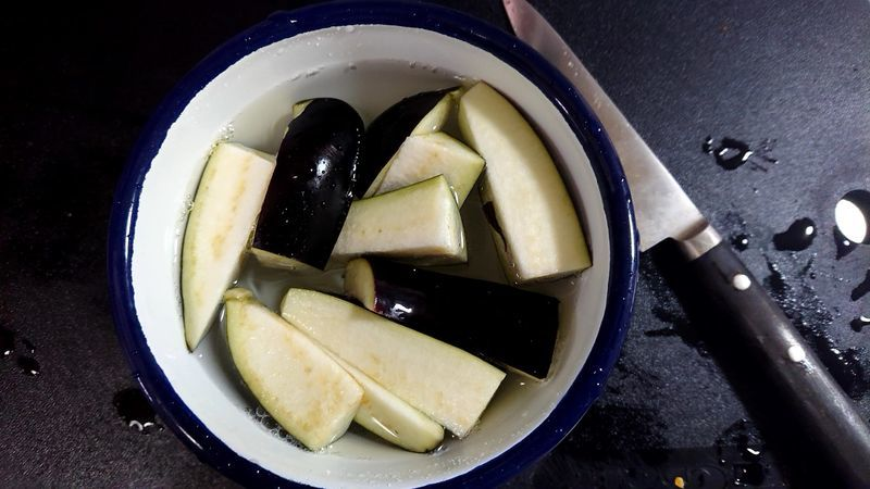 夏野菜のキムチスープ_4