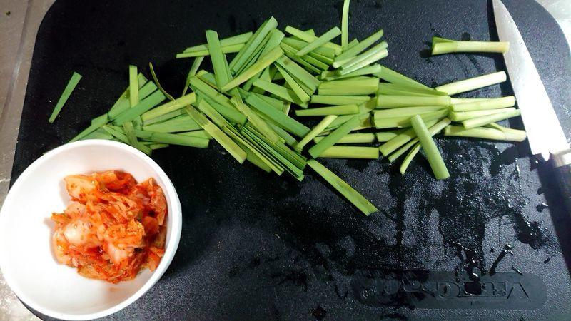 夏野菜のキムチスープ_5