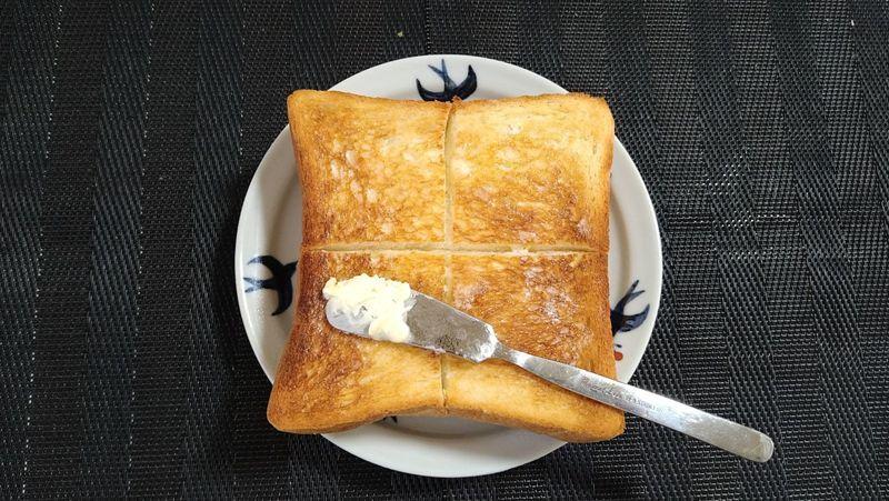あんバタートースト_3
