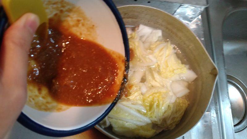 豚バラ肉と白菜のみそバタースープ_7