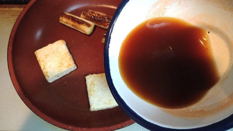 ねぎと豆腐のうま煮_7