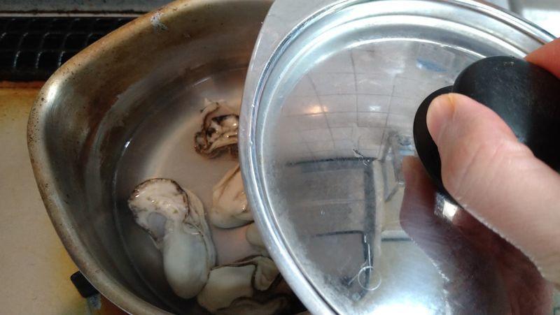 かきの炊き込みご飯_2