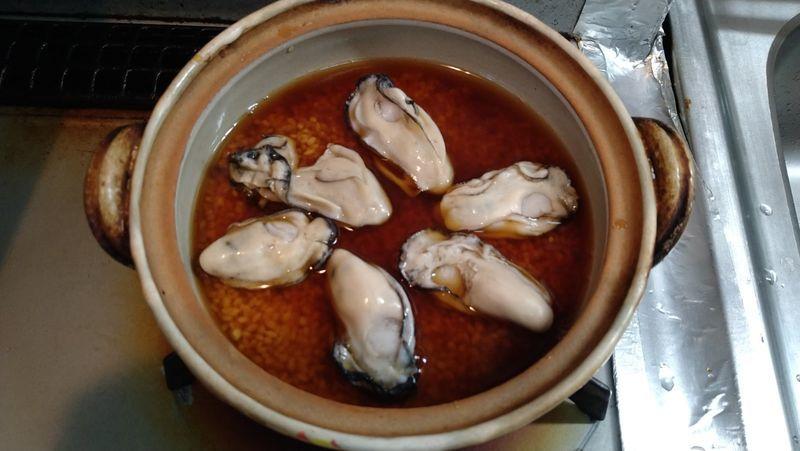 かきの炊き込みご飯_6