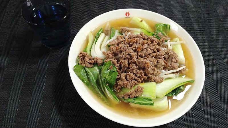 担々麺_食卓