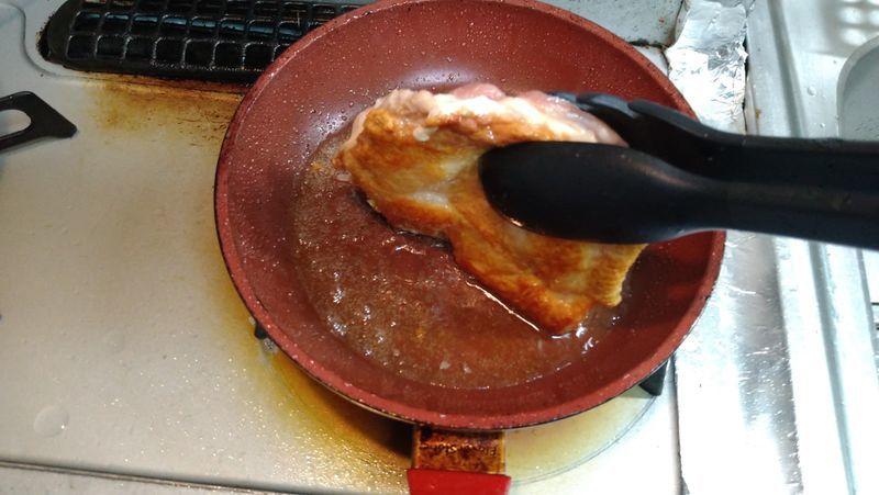 鶏肉のキムチ鍋_4
