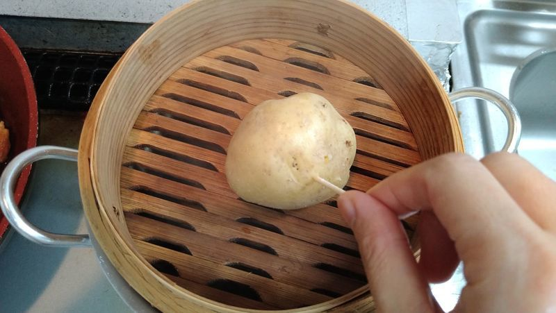 鶏肉のケチャップウスター焼き_3
