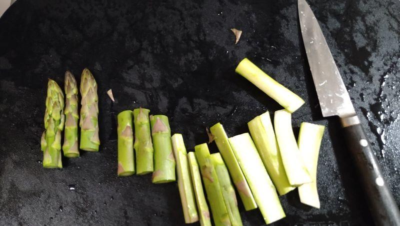 牛肉と春野菜の香り炒め_1