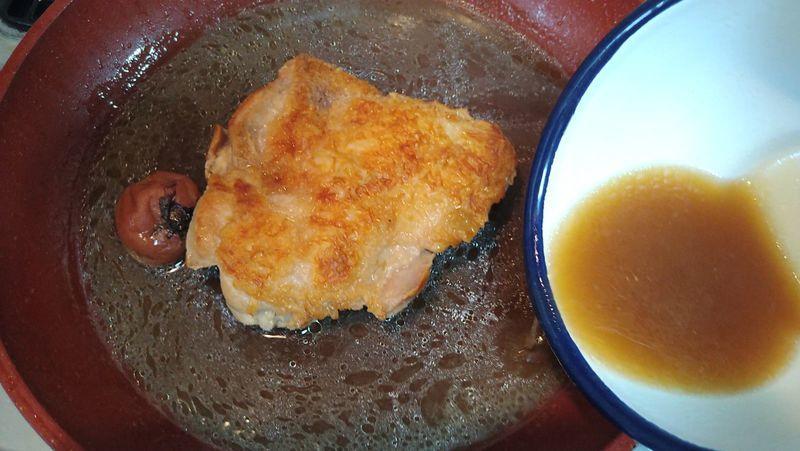 鶏の煮こごり_8