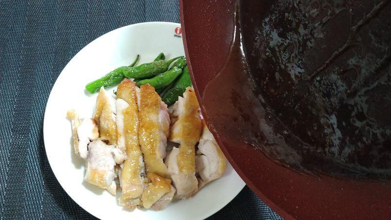 チキンのカンタン酢テーキ_8