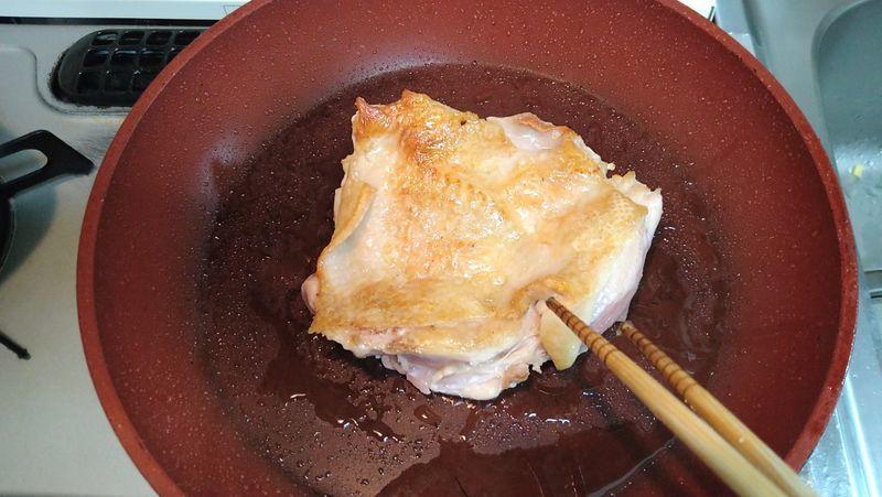 チキンのカンタン酢テーキ_2