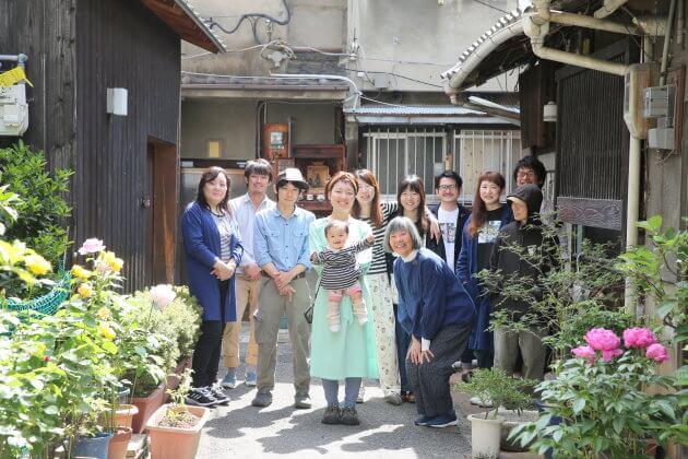 非婚出産 櫨畑敦子 家族 地域