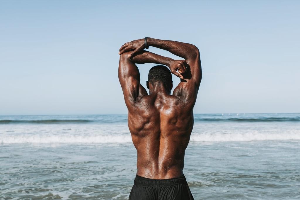 筋肉を少しつけるべき