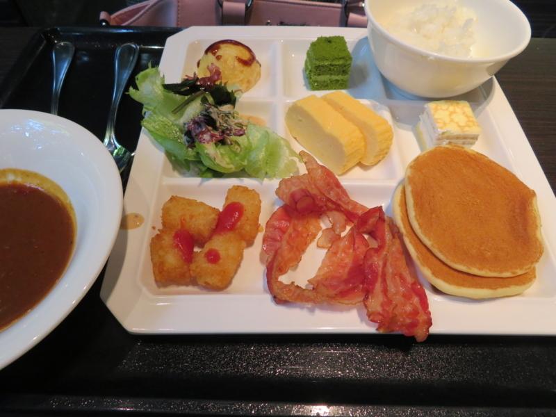 リーガロイヤル朝食