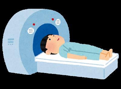 腹部MRIの画像
