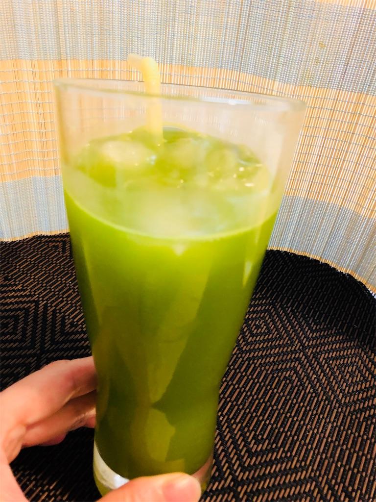 抹茶&檸檬写真