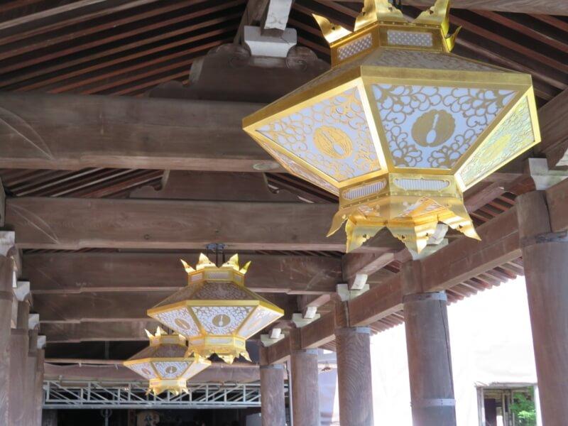清水寺内部の写真