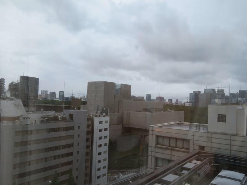 全国町村会館窓からの眺め