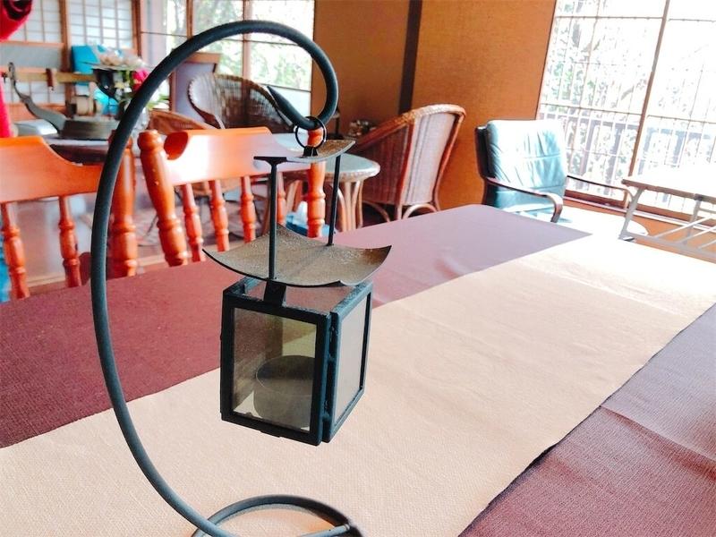 カフェ「グラ」内装の写真
