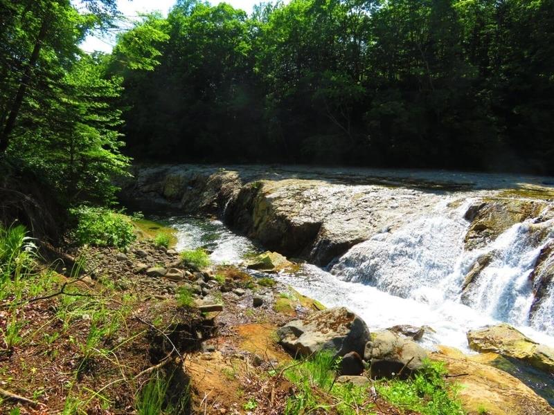 大滝ナイアガラの滝写真