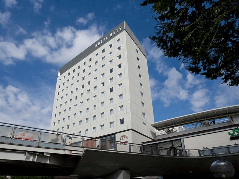 ホテルメッツ立川外観写真