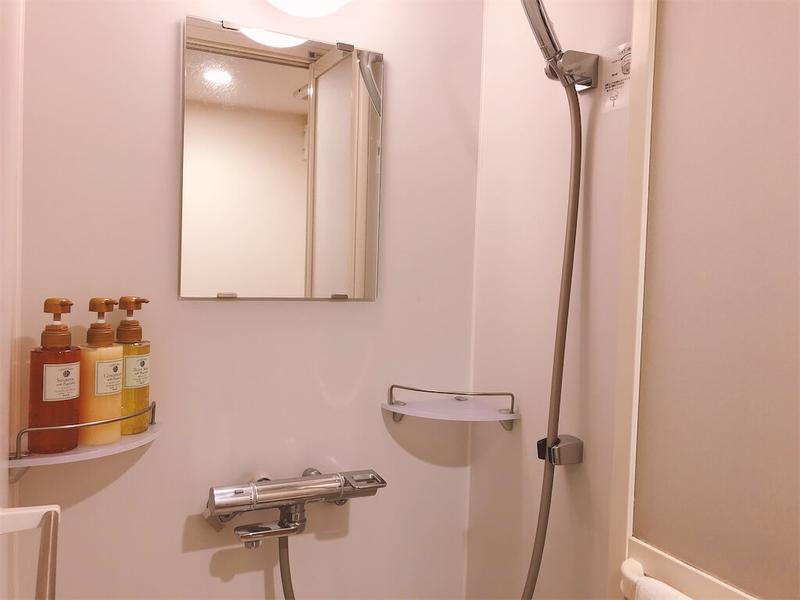 ドーミーイン東室蘭の部屋のおふろの写真