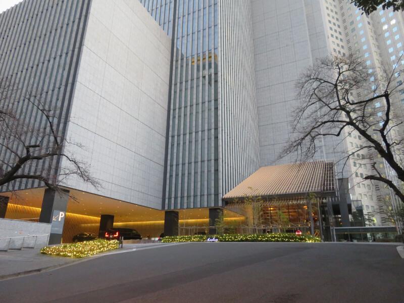 キャピタルホテル東急外観写真