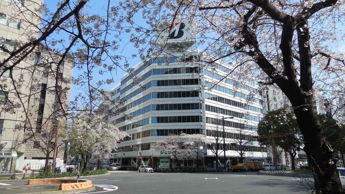 名古屋駅の弁護士・片山総合法律事務所の入るビル