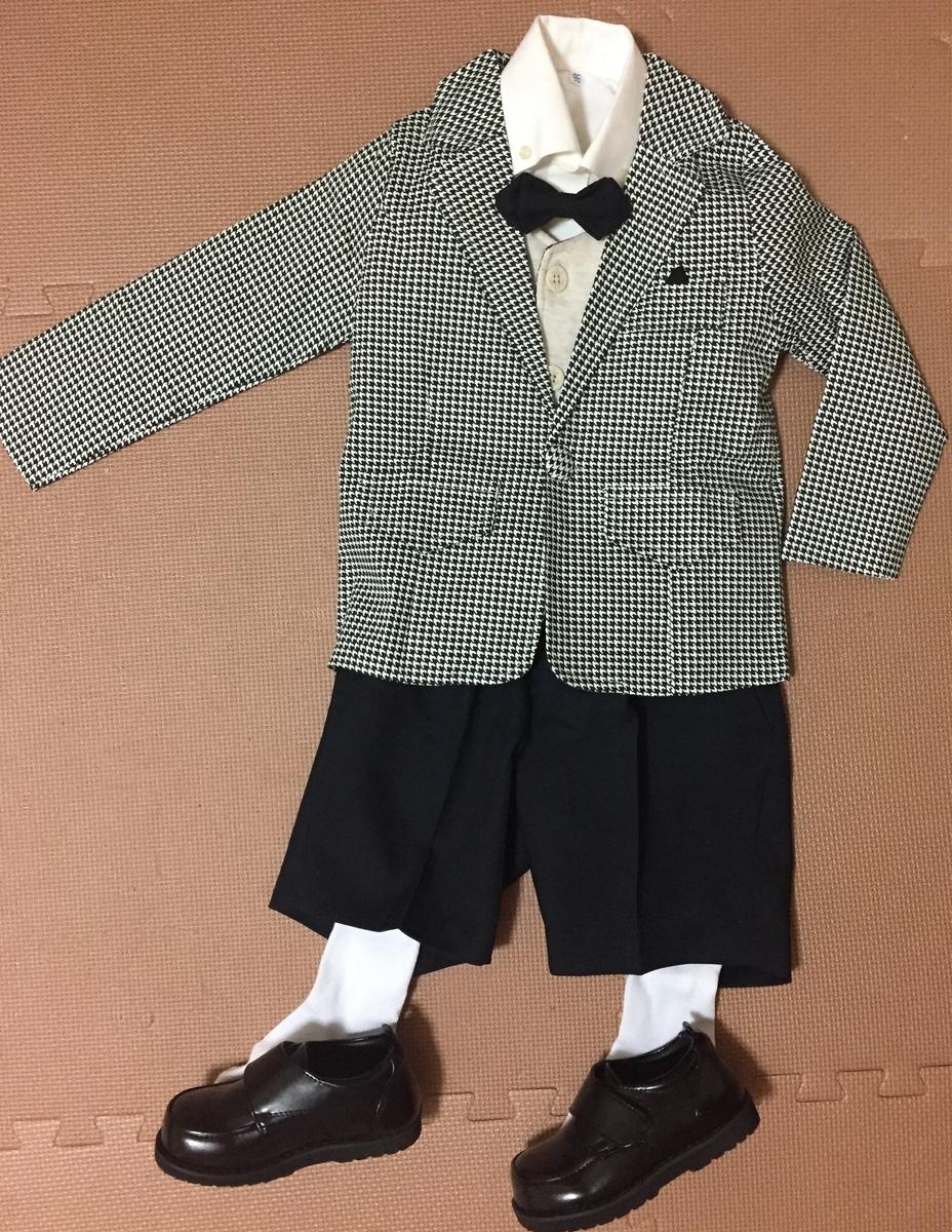 入園 服装 幼稚園 式