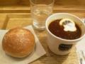 [朝食]Soup Stock TOKYO@西船橋駅のエキナカにて朝メシ