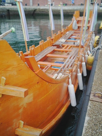 古代船「海王」