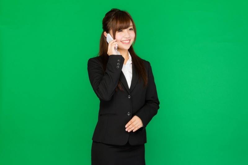 営業職が向いている女性営業マンの特徴