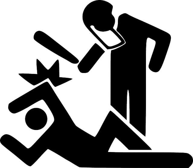 暴言暴力のイメージ