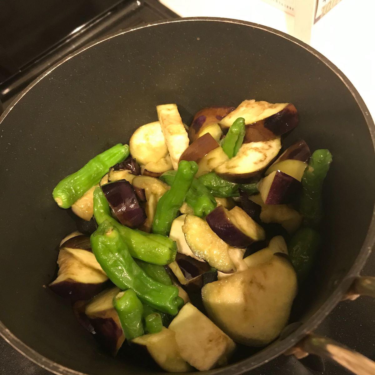 調理過程1