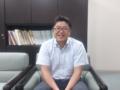 品川女子学院の平川悟先生