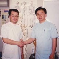 河内長野市の整体コタキカイロと中国整体ハルビン大学外科医楊先生