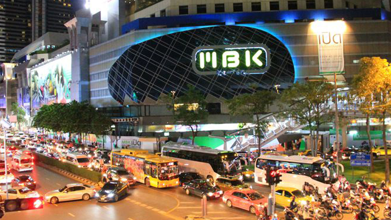 バンコク MBKで家具を配送してもらう方法
