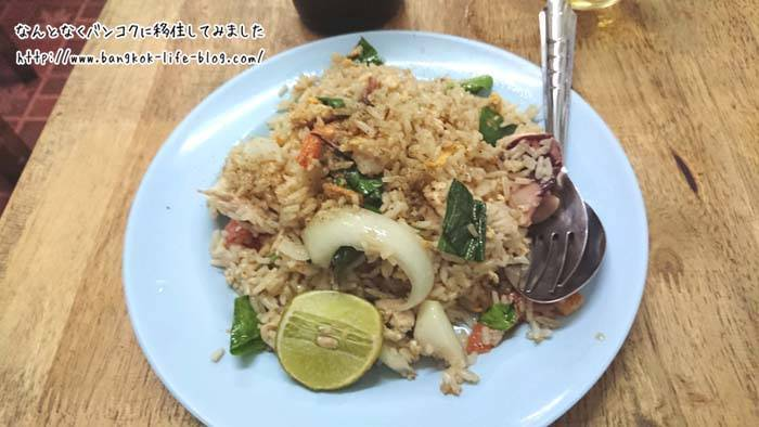 バンコクのおすすめタイ料理店 イムチャン