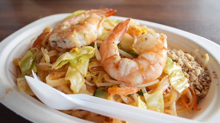 ピピ島 シーフードの美味しいタイ料理レストランの紹介