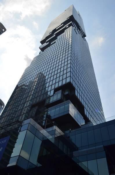 バンコクで一番高いビル キングパワー マハナコン