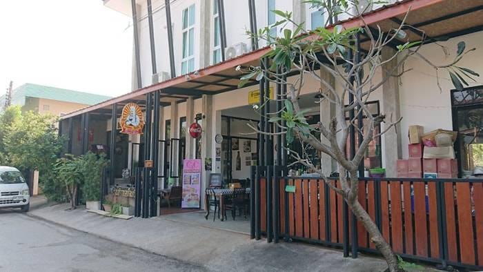 Jaikaw Kaosoy Resturant 外観