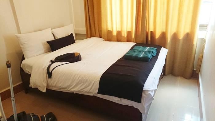 ラオス・ビエンチャンのアトランティック ビエンチャン ホテルの紹介