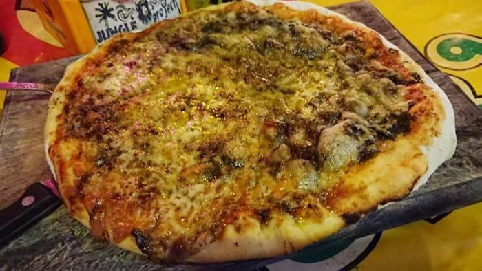 バンビエン ハッピーピザを食べれるMilan Happy Pizzaの紹介