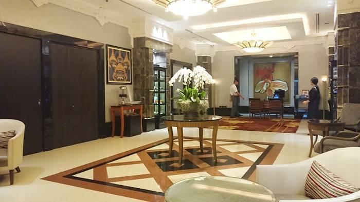 バンコクの駐在員の部屋と家賃